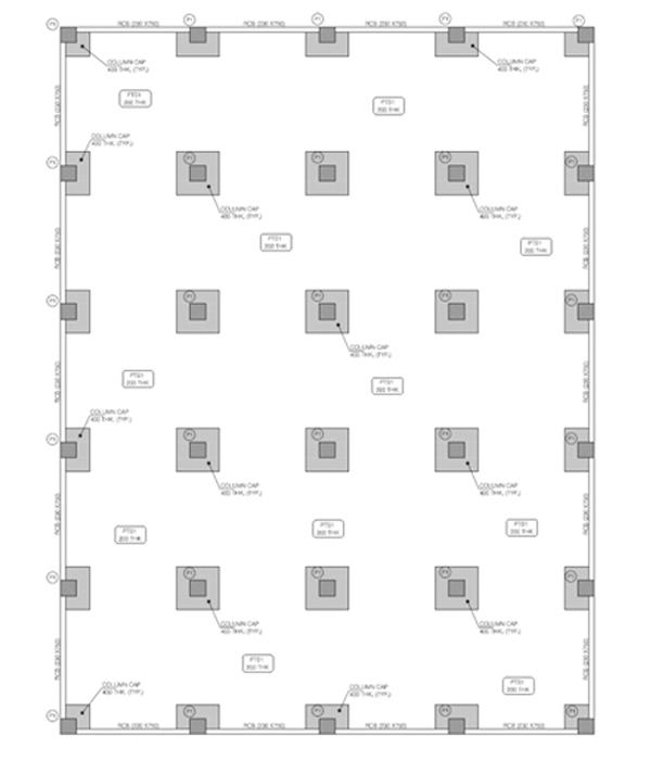 RCC VS PT –Flat Slab     Ergon Infra